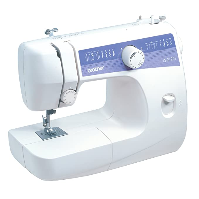 Amazon Brother LS40i EasytoUse Everyday Sewing Machine Unique How To Thread A Brother Ls 2125i Sewing Machine