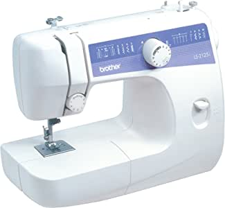 Brother LS2125i EasytoUse, Everyday Sewing Machine with 10 Stitches Including Blind Hem and Zigzag, and 4Step Auto Buttonhole