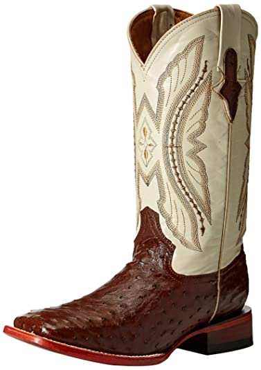 a566eb8ecb8 Ferrini Men's Print Gator Black Western Boot