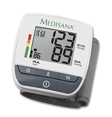Amazon.com: Medisana Number BW 310 Wrist Blood Pressure Monitor: Computers & Accessories