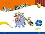 Feel The Music 3. Activity Book Pack - Edición LOMCE (Siente la Música) - 9788420564241
