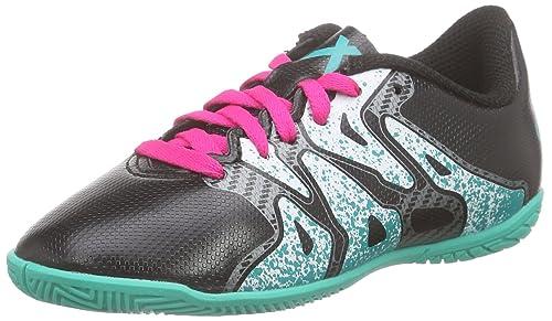 adidas X 15.4 In J, Botas de fútbol para Niñas: Amazon.es: Zapatos y complementos
