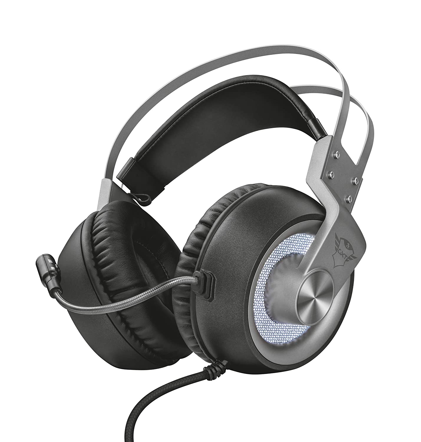 Trust Gaming GXT 4376 Ruptor - Auriculares Gaming 7.1, Color...