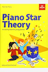 Piano Star: Theory: An activity book for young pianists (Star Series (ABRSM)) Sheet music