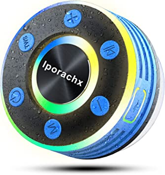 Altavoz Bluetooth Impermeable Iporachx