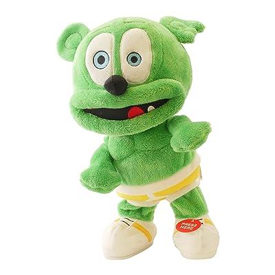 """ToyKidz 11.5"""" Standing Dancing Gummibar Plush: Toys & Games"""