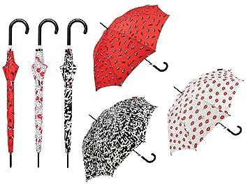 Paraguas Largo Automático (Varios Colores) - Bisetti