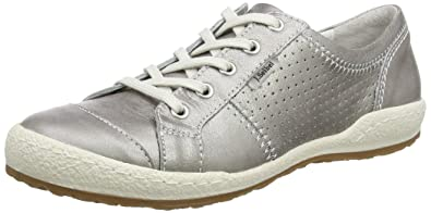 c0ea88427919 Damen Caspian Sneakers Silber Platinum 38 EU 5 UK Josef Seibel ...