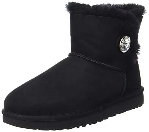 Ugg Bailey Button Bling Stiefel Damen schwarz Damen Stiefel