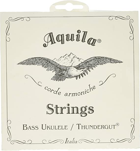 Aquila 68U Bass Ukulele Strings Thundergut