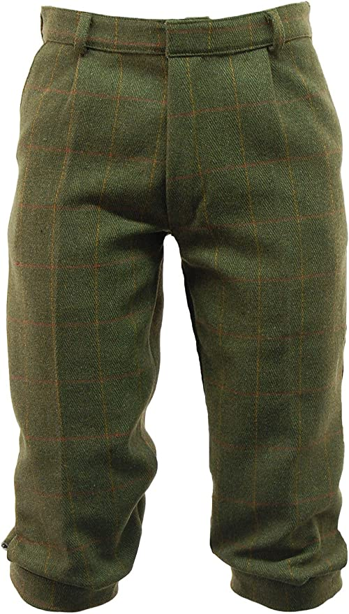 New Mens Green Belt Country Wear Hunting Moleskin Trousers Shooting 100/% Cotton