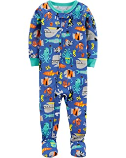 d7afbbccf Amazon.com  Carter s Baby Boys  2T-5T One Piece Dinosaur Snug Fit ...