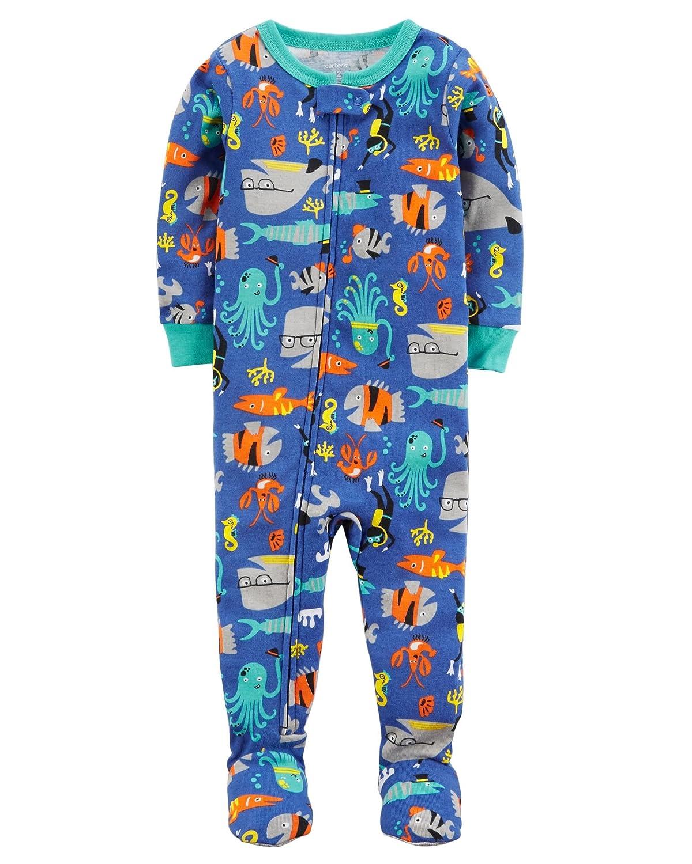 9212f30cc05f Amazon.com  Carter s Baby Boys  2T-5T One Piece Snug Fit Cotton ...