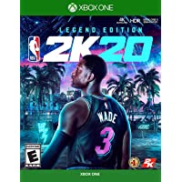 Nba 2k20 Legend Edition Xbox One - Complete Edition - Xbox One