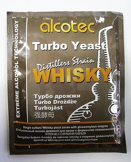 Turbo levadura – WHISKY levadura – de alta Alcohol/espíritu de levadura/Vodka levaduras
