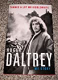 Roger Daltrey Signed Autographed Book My Story