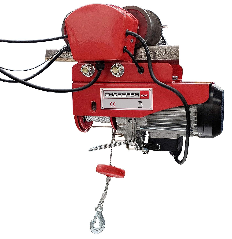 Carrello a rotelle hdgd-600/kg e Paranco elettrico