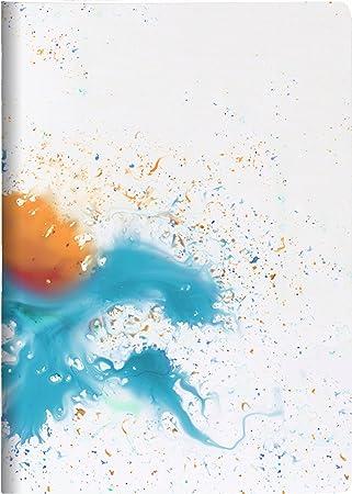 Clairefontaine acuarela 115401 C - Libreta grapada, 21 x 29,7 cm 96 ...