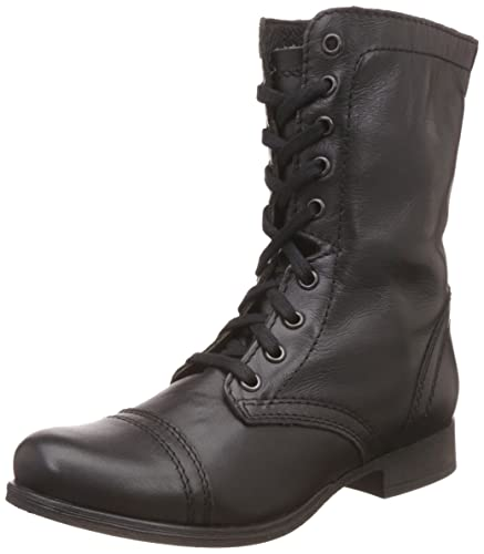 Steve Madden Lace-up boots - black 57liq6