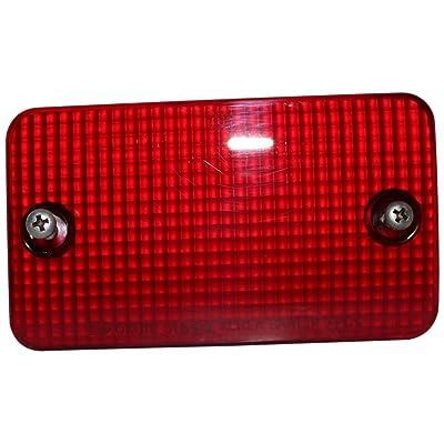 Kia 0K01F-51660A Driver Side Rear Reflector: Automotive