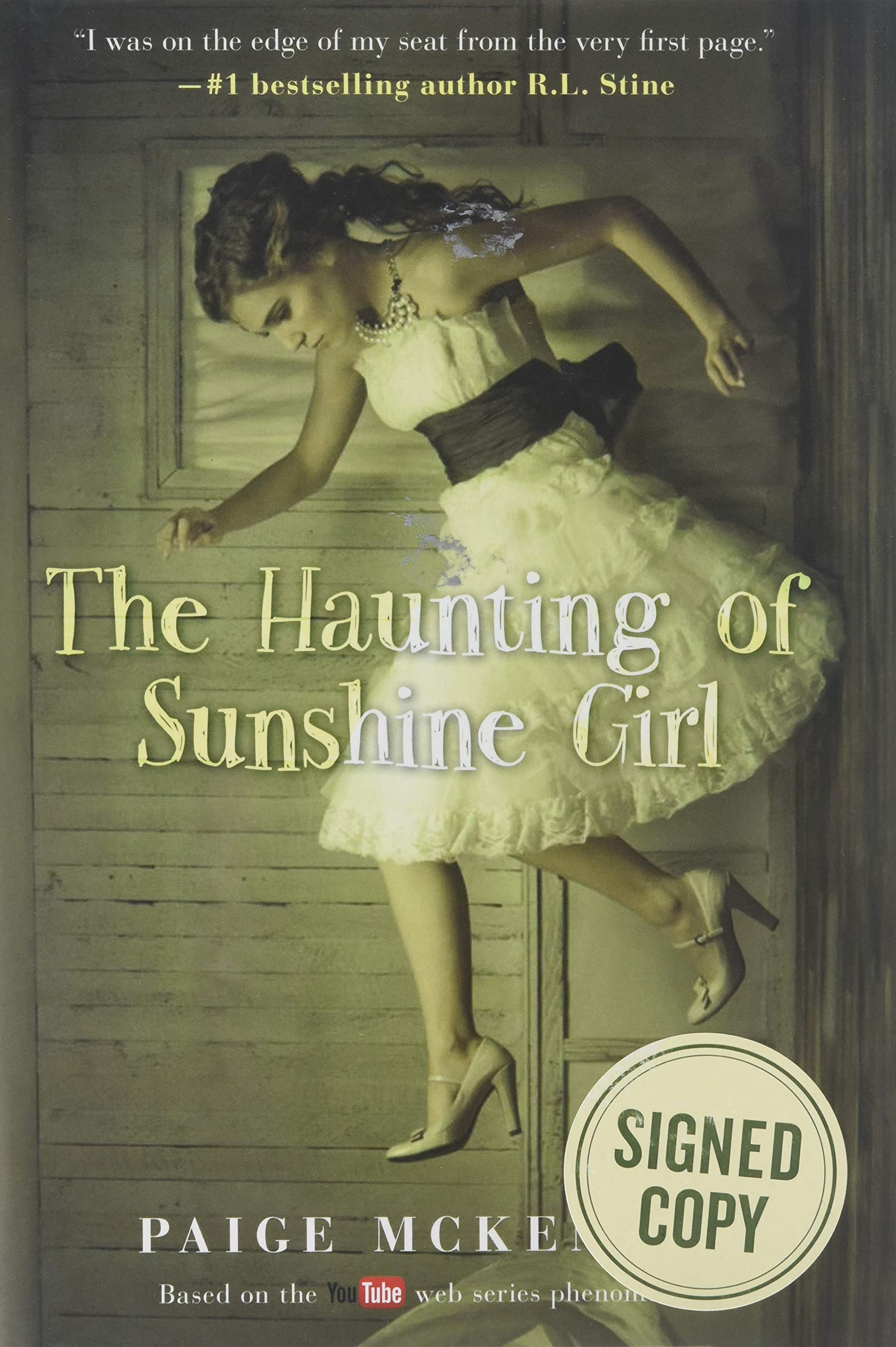 Download The Haunting of Sunshine Girl [Black Friday Signed Edition, B&N]: Book One (The Haunting of Sunshine Girl Series) pdf