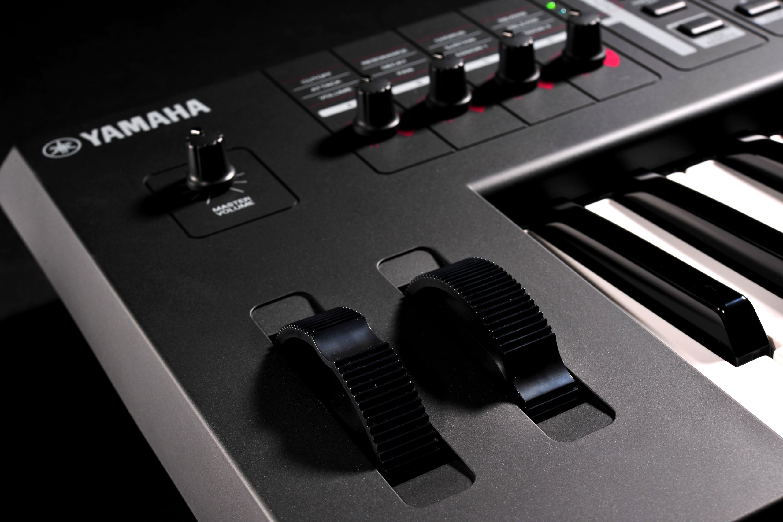 Yamaha MX61 sound