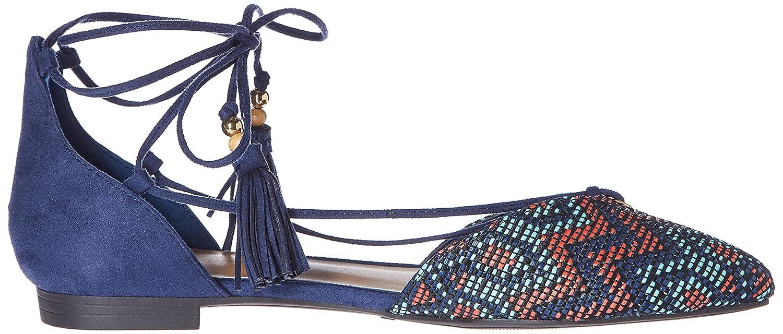 Indigo Rd. Women's Gabbie Ballet Flat B06XHQYPV8 8 B(M) US Blue