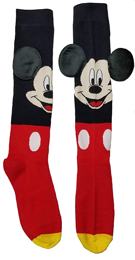 c0002739fea Amazon.com  UPD Mickey Knee High Sz 9-11  Toys   Games