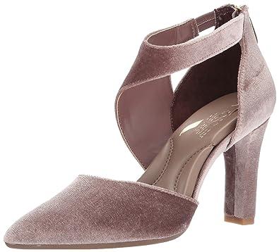 213a685ba6b Aerosoles Women s Tax Cut Dress Pump Pink Fabric 7.5 ...