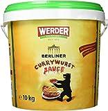 Werder Berliner Currywurst Sauce, 1er Pack (1 x 10 kg)