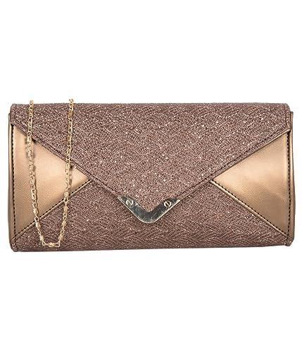 ADISA CL031 women girls clutch/sling bag