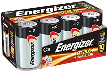 The 8 best c size batteries