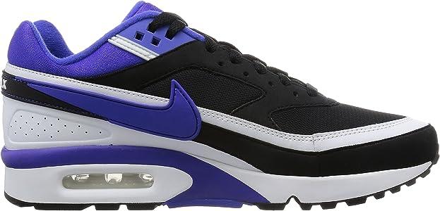 Nike Mens Air Max BW OG Black/Persian