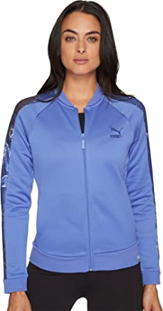 PUMA Womens Archive T7 Track Jacket at Amazon Women s Clothing store  8912ad6b95