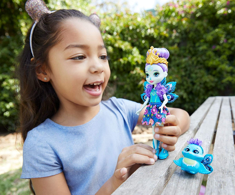 Enchantimals Pack de 3 mu/ñecas Mattel FMG18