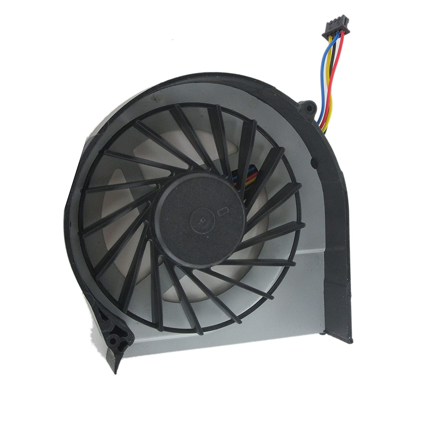 SUNMALL 4 pin 4 Connector New CPU Cooling Fan for HP Pavilion G4 G6 G7 g7-2002xx g7-2010nr g7-2017cl g7-2017u g7-2022us g7-2023cl g7-2030ca g7-2033ca g7-2052xx g7-2054ca g7-2069wm g7-2111nr g7-2361nr
