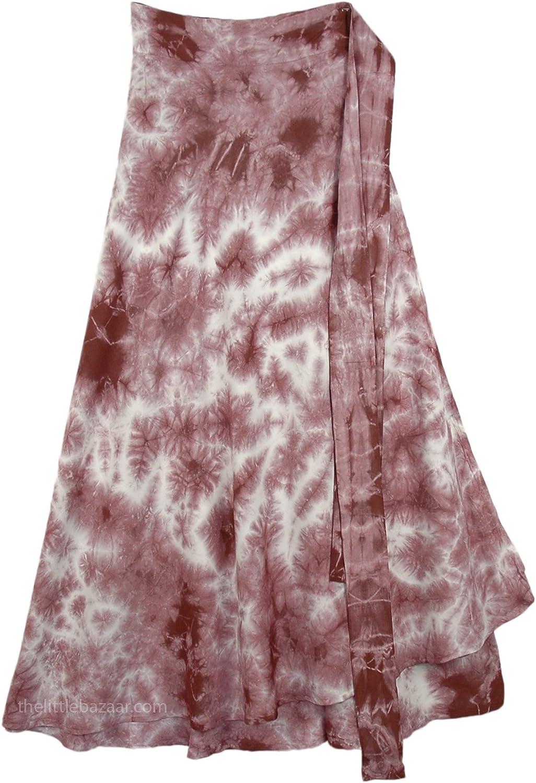 Amazon.com: TLB – Au Chico Tie Dye falda – L: 35