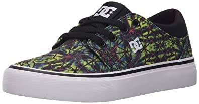 DC Youth Trase SP Skate Shoe Little Big Kid 6.5 M US Multi