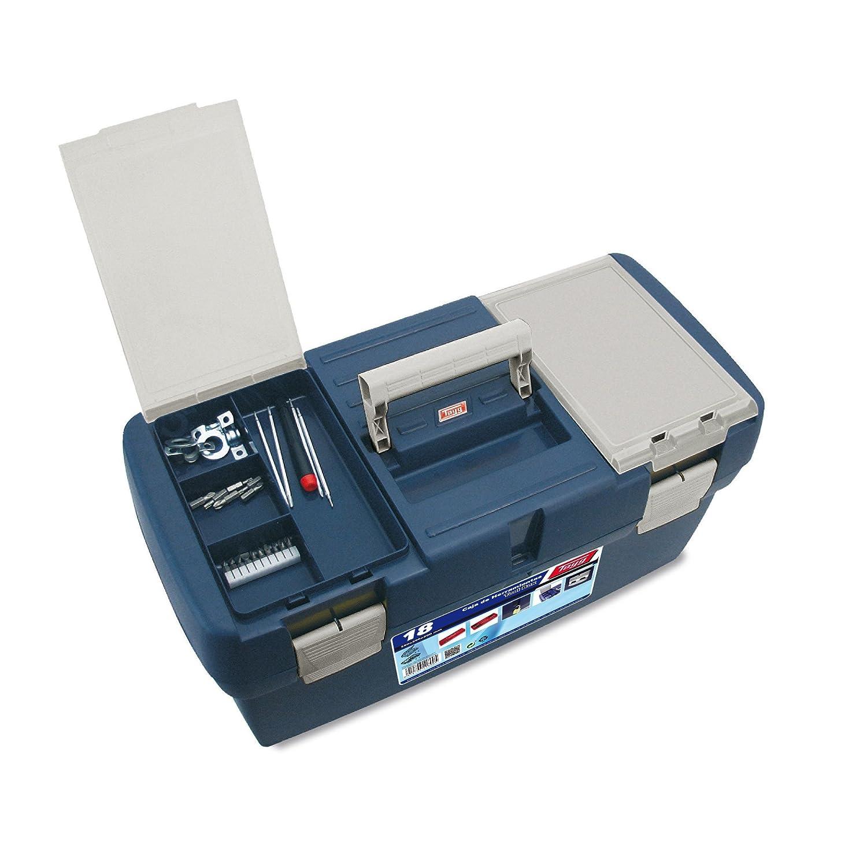 580 x 290 x 290 mm Tayg 17 Caja herramientas pl/ástico n.17