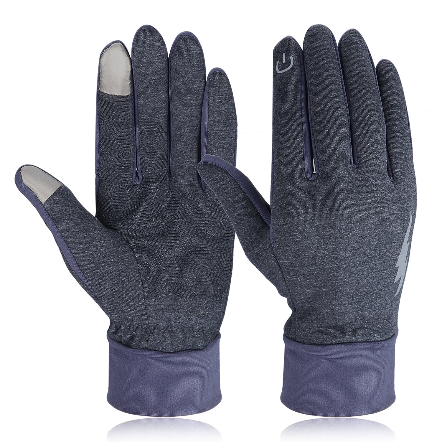 Touch Screen Gloves, HiCool Winter Gloves Driving Cycling Gloves Work Gloves for Men and Women