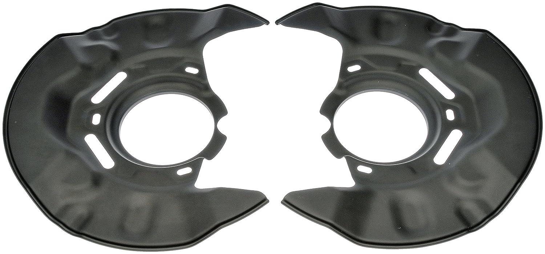 Pair Dorman 924-372 Brake Dust Shield