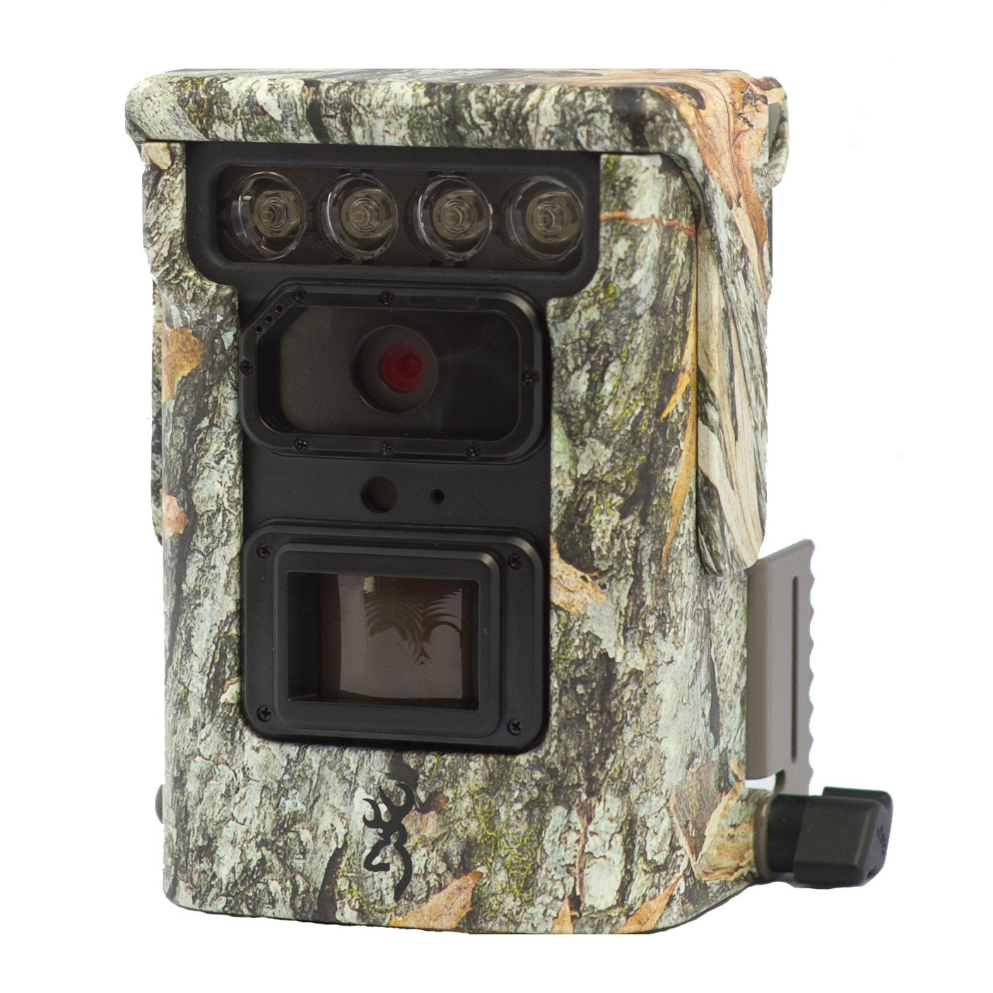 Moultrie Browning Trail Cameras Defender 850 20MP Bluetooth IR Game Camera + 16GB SD Card by Moultrie (Image #2)