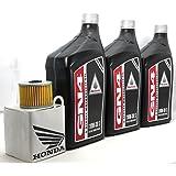 2013 HONDA TRX420 FPM RANCHER OIL CHANGE KIT