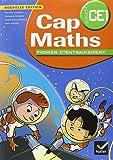 Cap Maths CE1 ed. 2014 - Fichier d'Entrainement + Cahier de Géometrie et Dico Maths