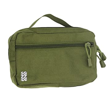 0e94086b6ed3 LefRight Compact Water-resistant Multi-purpose Molle EDC Utility Gadget  Tool Hanging Bag Small