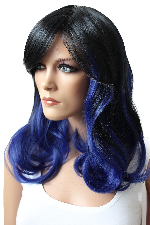 PRETTYSHOP Parrucca da donna Fashion Short Hair BOB PAGE resistente al calore vari colori