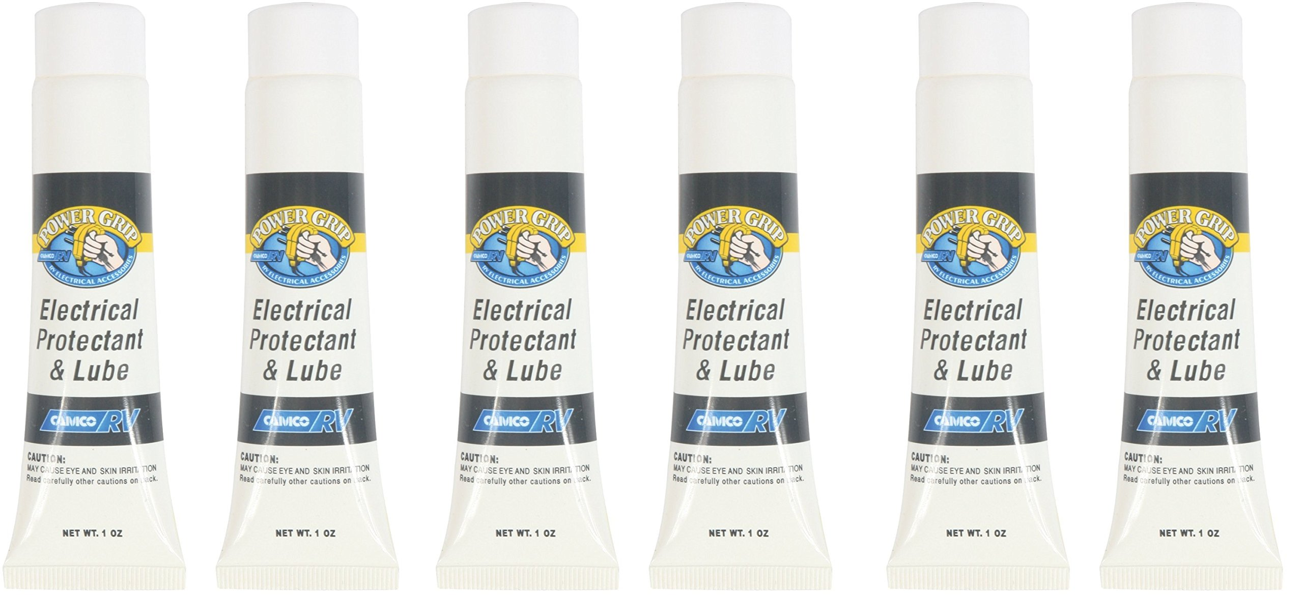 CAMCO ® 55013 PowerGrip Electrical Protectant and Lube - 1 oz (6)