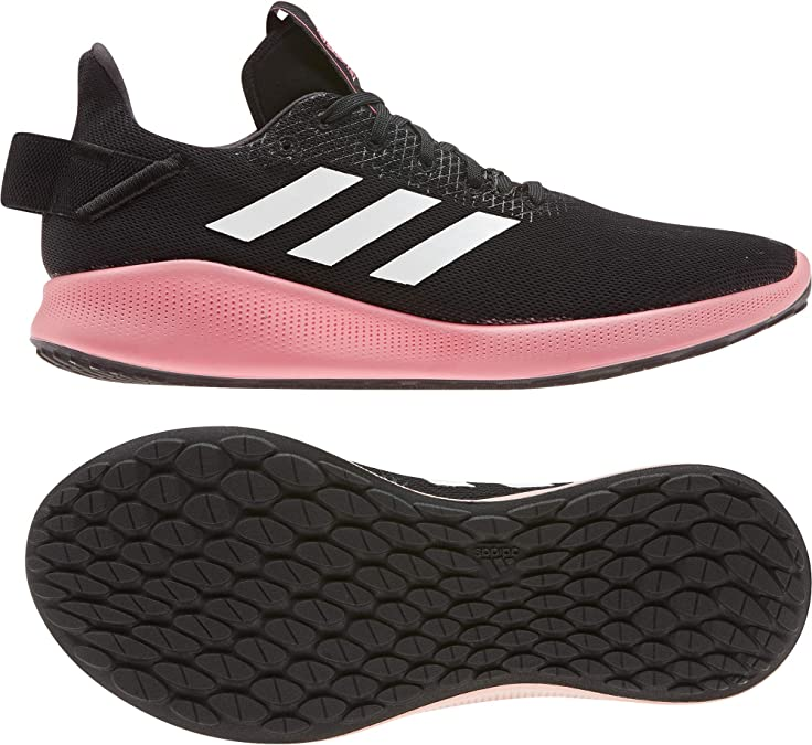 adidas Sensebounce + Street W, Zapatillas Running Mujer: Amazon.es ...