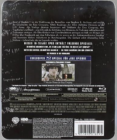 Band of Brothers - Box Set [Alemania] [Blu-ray]: Amazon.es ...