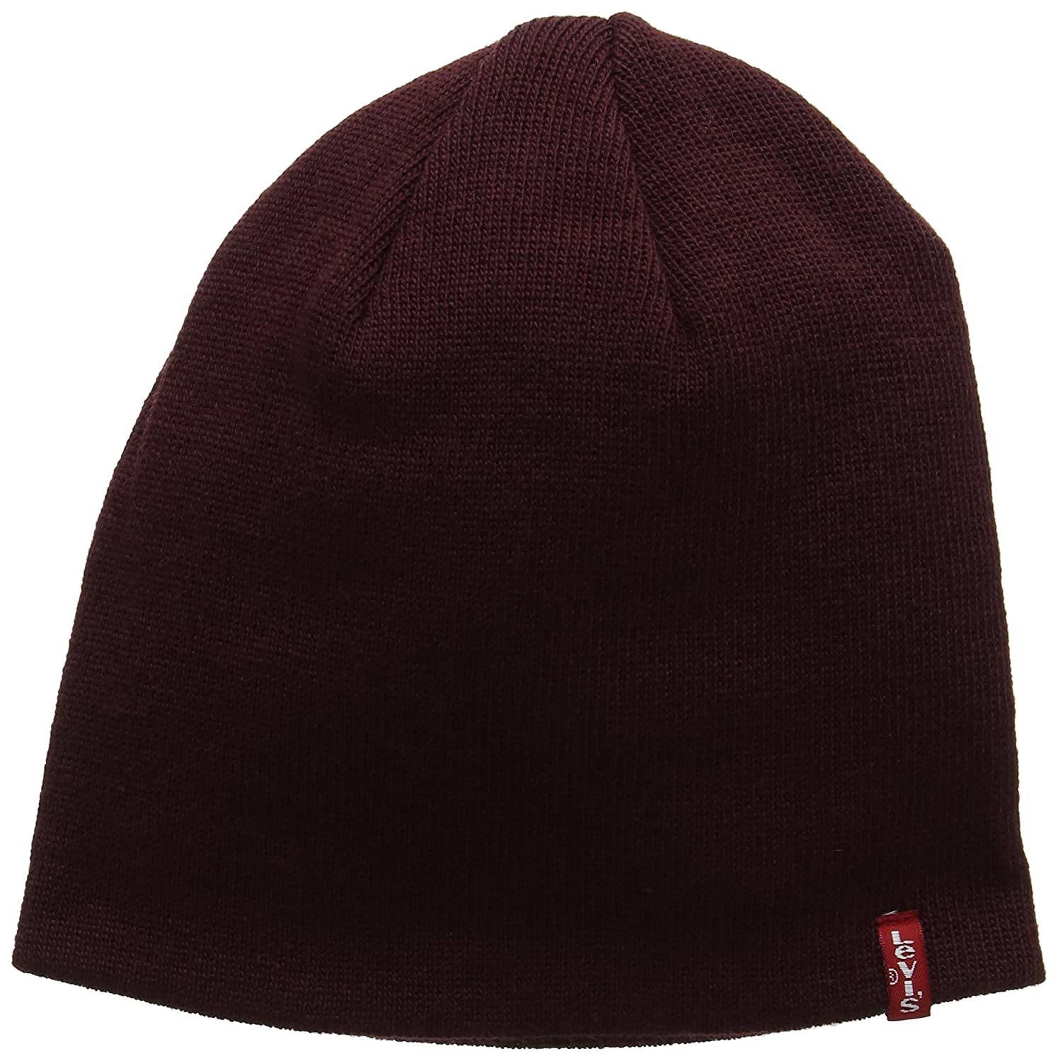 d76a4e9b55a Levi s Men s Otis Beanie  Amazon.co.uk  Sports   Outdoors
